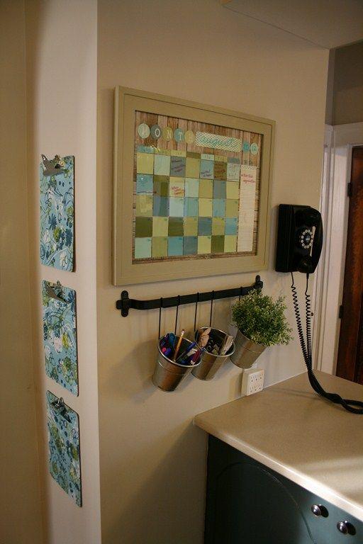 Altogether Persuaded Paint Chip Calendar DIY Pinterest - sample budget calendar