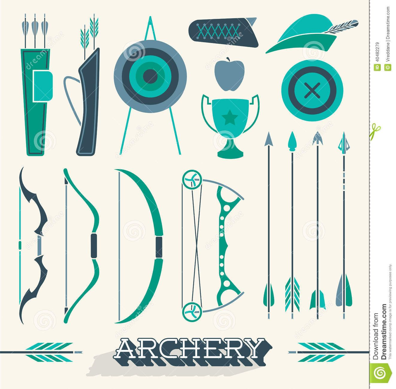 archery svg file Google Search Archery, Silhouette vector