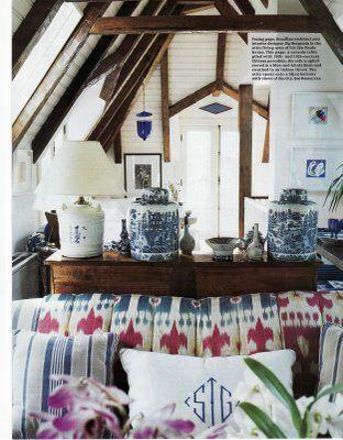 Material Girls | Premier Interior Design Blog | Home Decor Tips: Ikat for all budgets!
