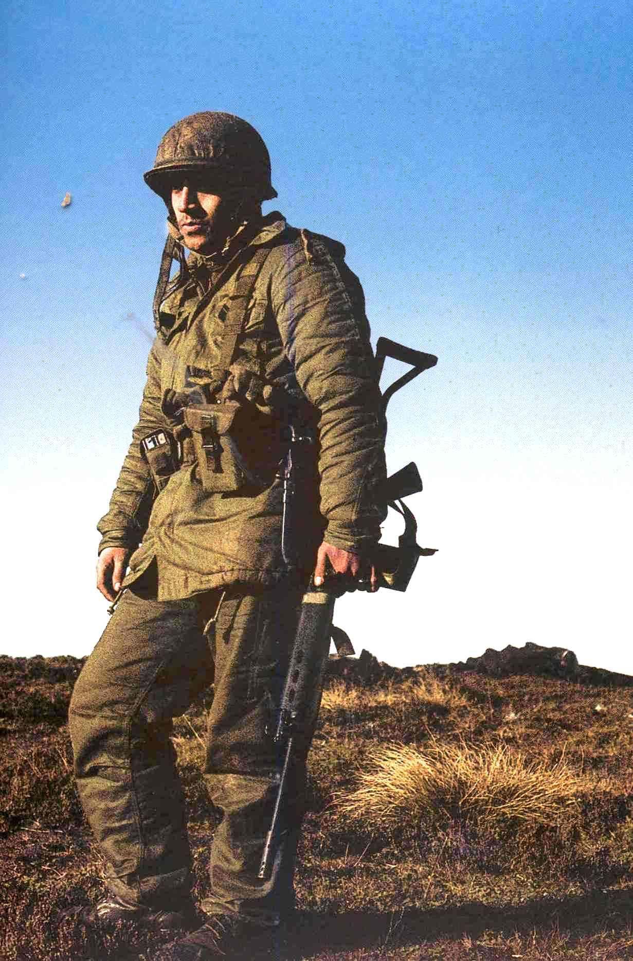 Resultado de imagen para soldado de malvinas/foto