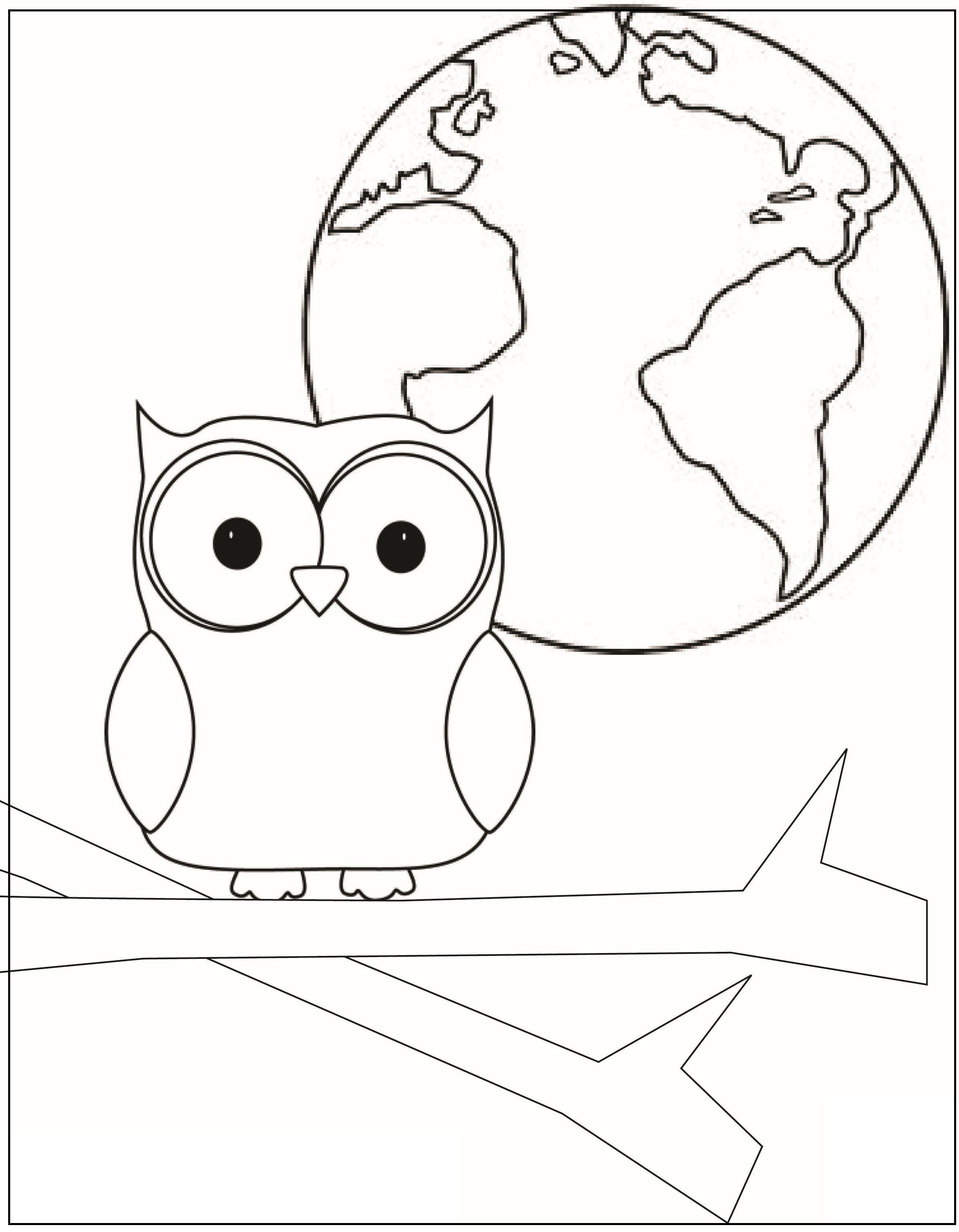 save our earth printable earth coloring pages coloring for kids