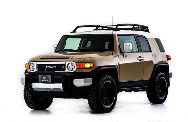 Toyota Fj Cruiser 2016 Price Specifications Features Video Fairwheels Com Toyota Fj Cruiser Fj Cruiser Nissan Sentra