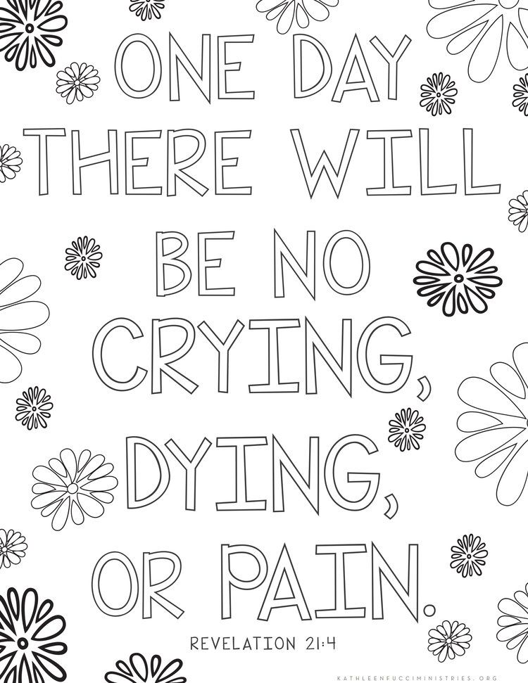 30 Bible Verse Coloring Pages For A Grieving Child 20 Free Bible Verse Coloring Pages Kathleen Fucci Ministries Bible Verse Coloring Page Bible Verse Coloring Bible Coloring Pages