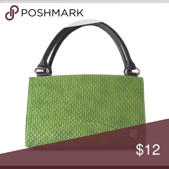 Miche Classic Karilee shell only Miche Woven Green Faux Leather Karilee Shell for Classic Miche Purse. NEW Miche Bags Shoulder Bags