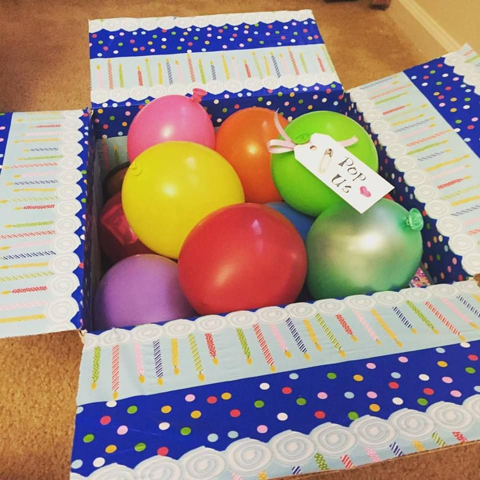 How to Make a Kids Birthday Care Package Birthday care