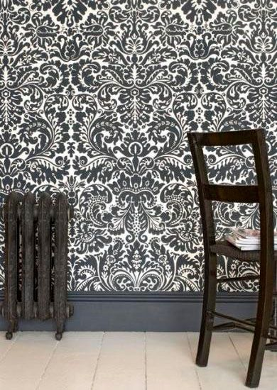 Comment utiliser la couleur Farrow  Ball Paint  Wallpaper - Comment Peindre Du Papier Peint
