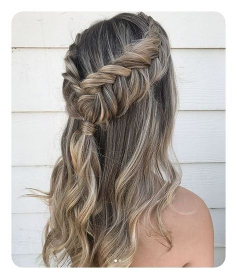 63 peinados Cool Boho que está seguro de amar » Largo Peinados