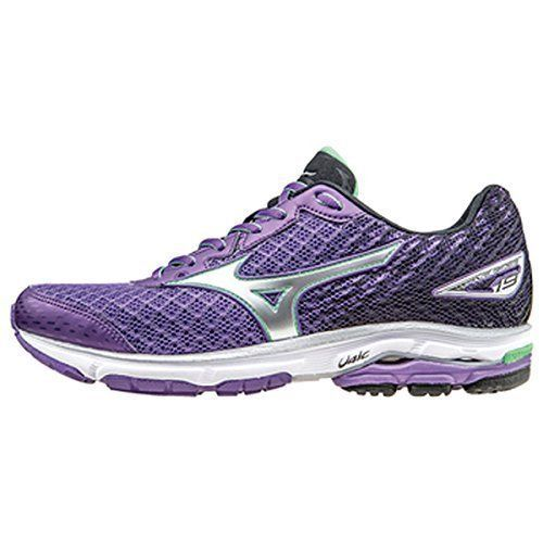 Mizuno Women's Wave Rider 19 Running Shoe: 7.5 UK by Mizu…