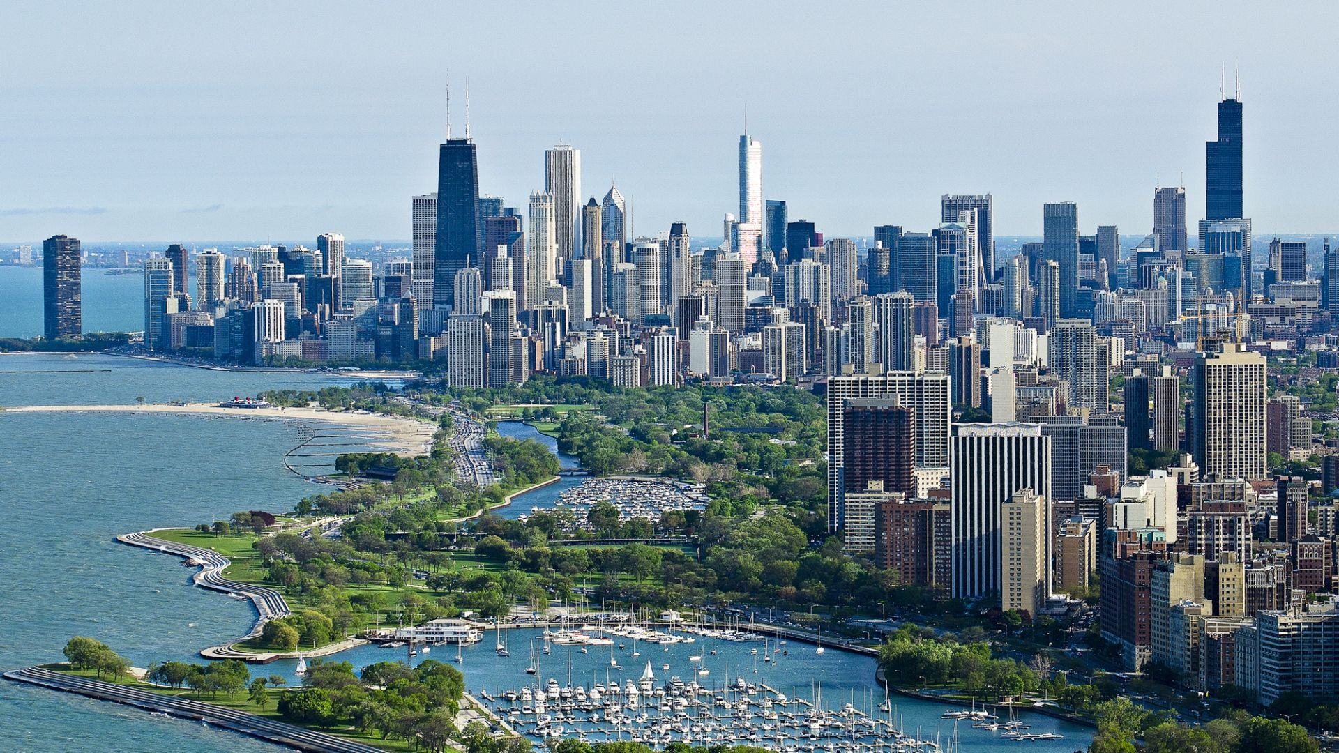 Full HD 1080p Chicago Wallpapers HD, Desktop Backgrounds