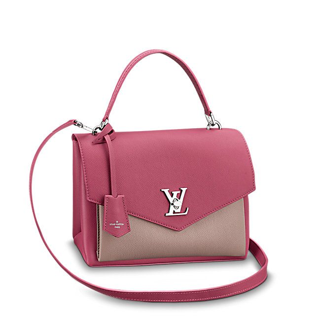 94f0419e36b8 My Lockme Lockme in Women s Handbags collections by Louis Vuitton ...