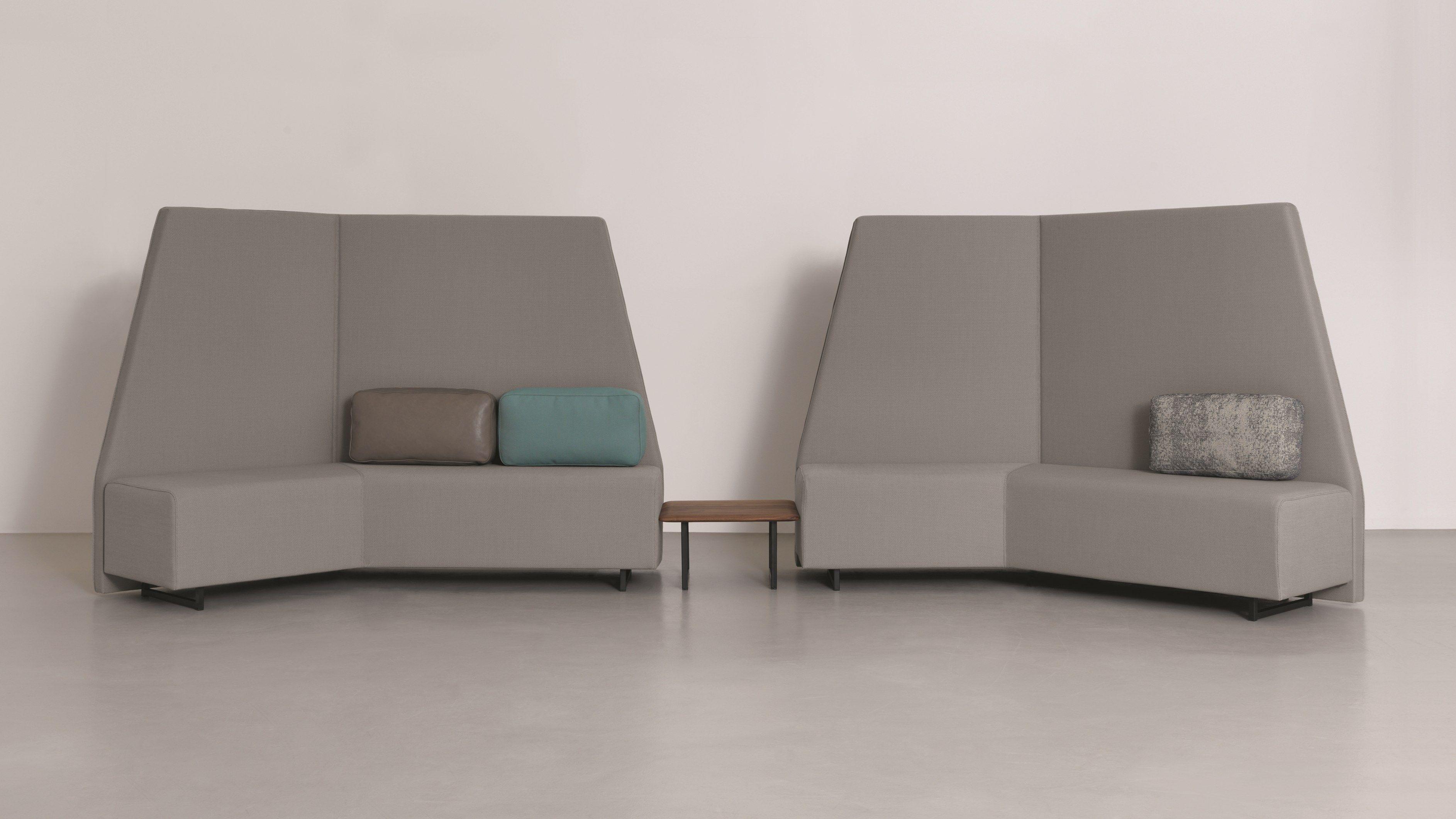Sectional Upholstered High Back Sofa Side Comfort Backrest Side Comfort Collection By Zeitraum Design Formstelle Solid Wood Furniture Furniture Sofa Design
