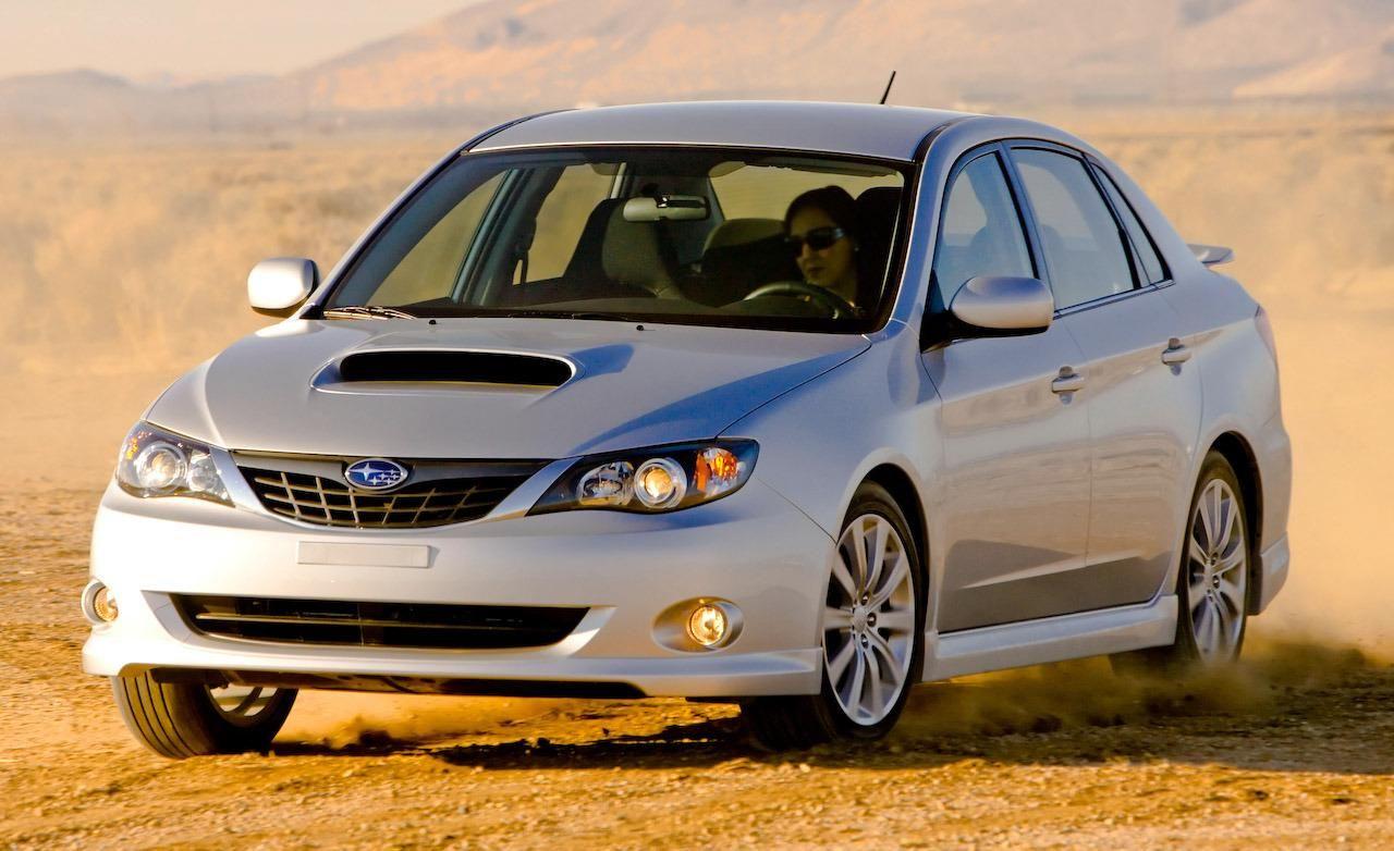 Subaru impreza sedan 2008 2008 subaru impreza wrx sedan