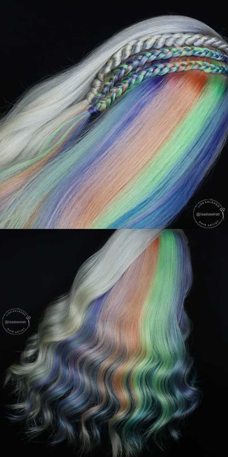 Top Pravana Pastels Hair Color Trends For 2018 Pravana Pastels