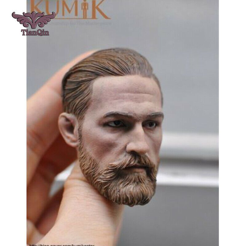 "1//6 Scale ELITE TOYS The Avengers Thor Head Sculpt Model F 12/"" Male Body Model"