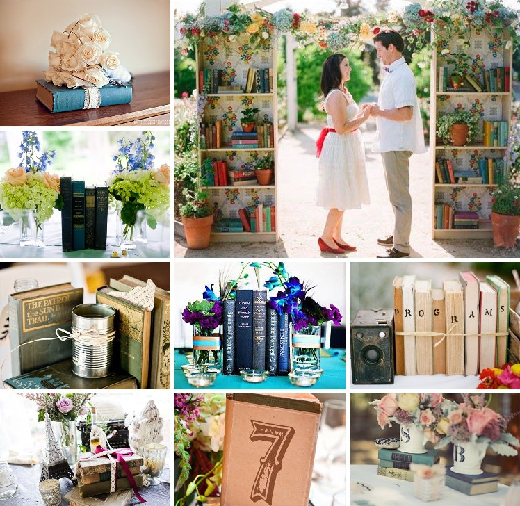 40 wedding theme that can amaze you themed weddings books and 40 wedding theme that can amaze you junglespirit Image collections