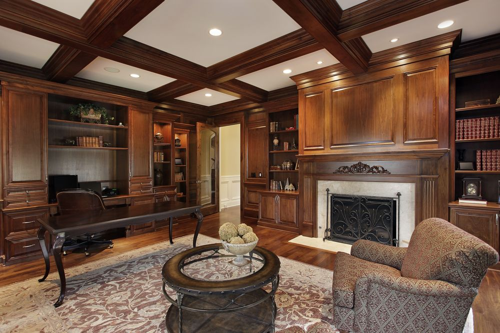 150+ Luxury & Modern Home Office Design Ideas (Photo Gallery)