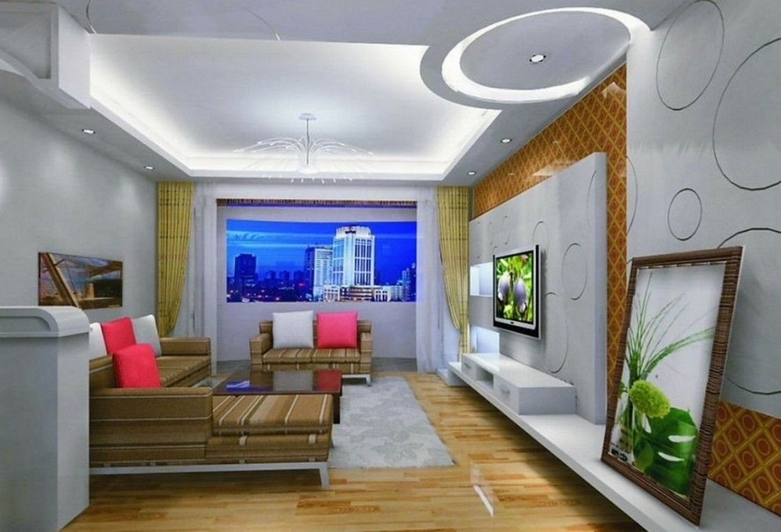 p.o.p design home decoration