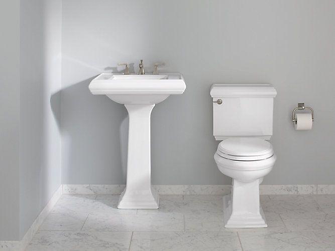 What Would You Do Fantasy Makeover Pedestal Sink Kohler