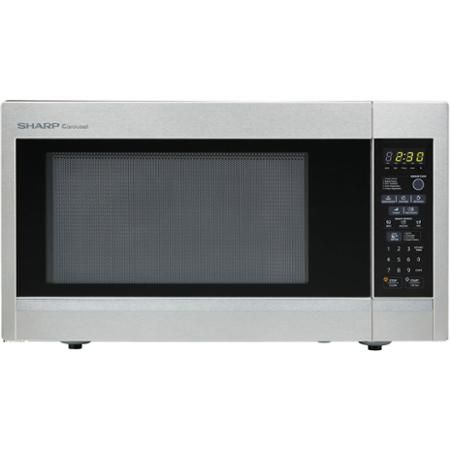 Sharp R559yw 23 2 Wide 130 Free Delivery Countertop Microwave