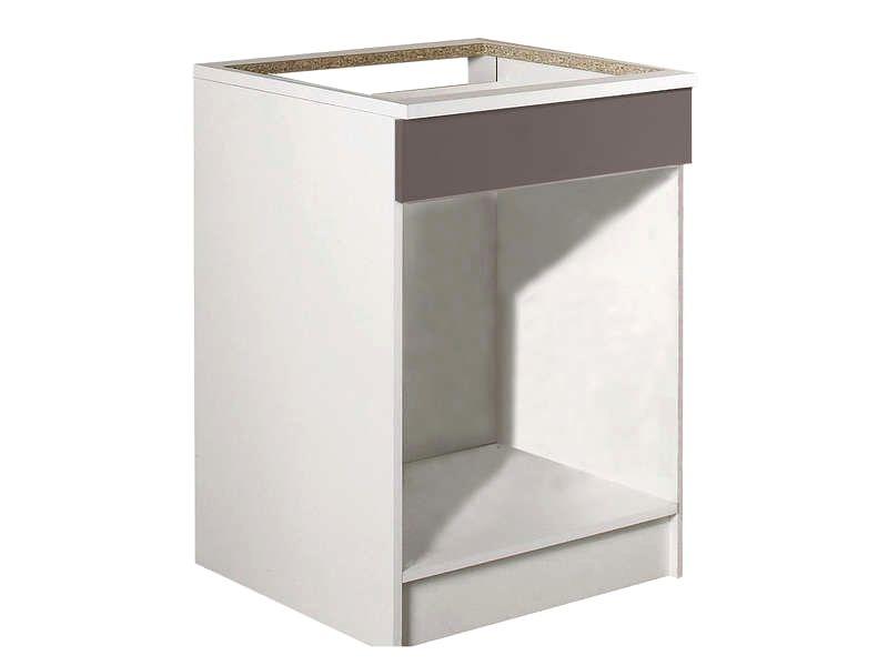 meuble plaque de cuisson meuble four
