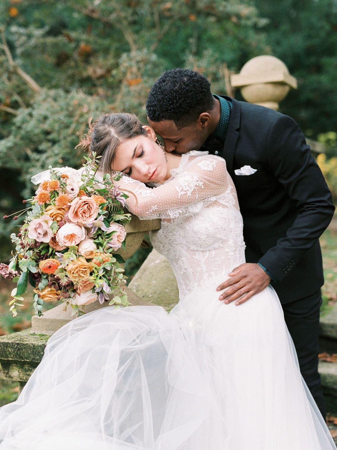 Pin on Interracial Wedding