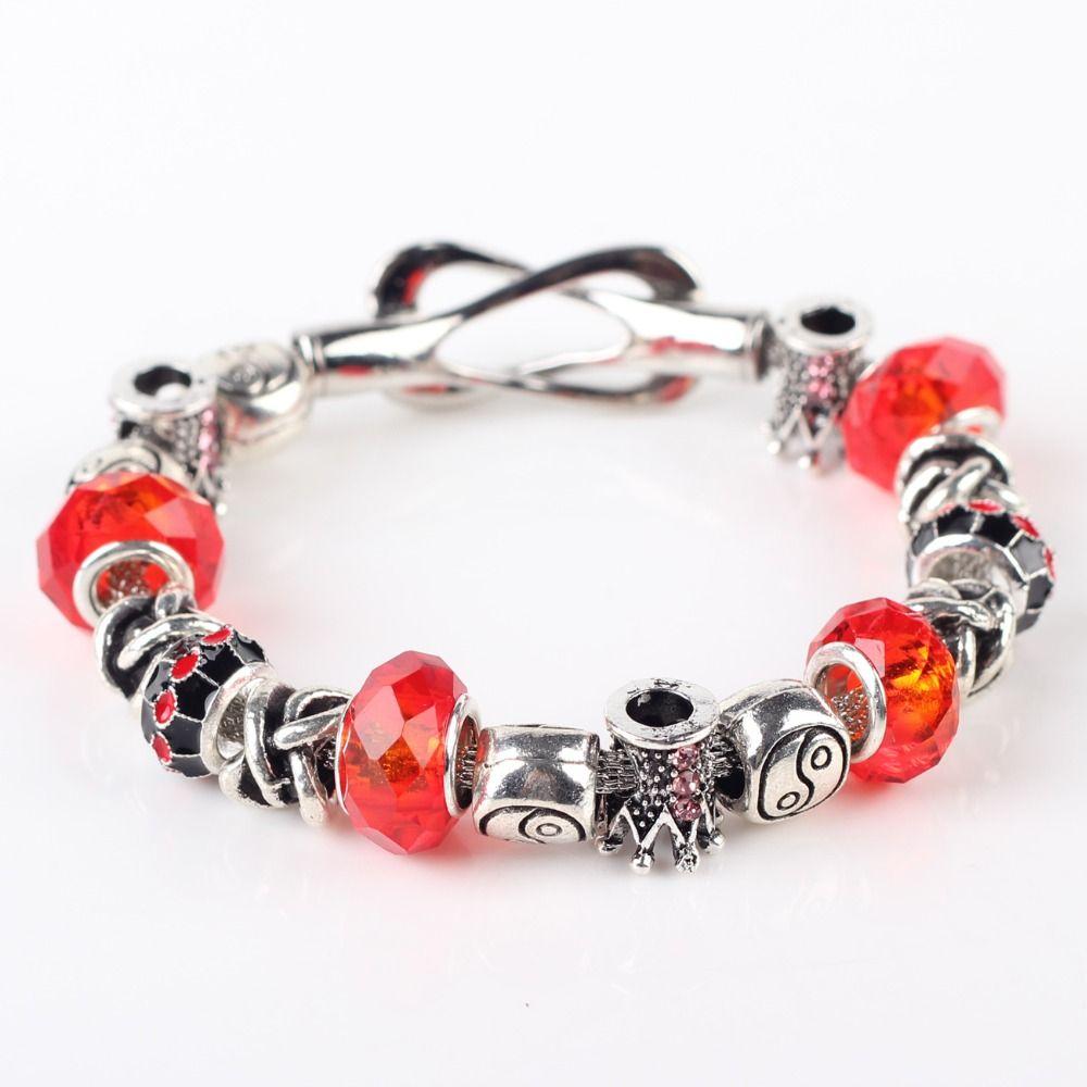 Newei news murano luxury crystal handmade bracelet fashion merano