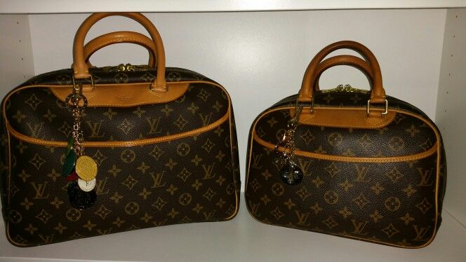 da47be4a Louis Vuitton Monogram Deauville and Trouville | purses | Louis ...