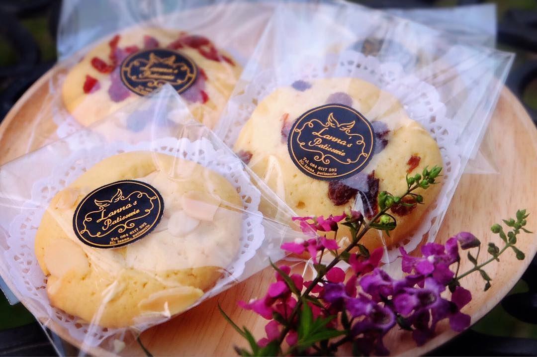 Butter Cookies (คุ้กกี้เนย) by Lanna's Patisserie ขนมอบเชียงใหม่ โฮมเมดเชียงใหม่ เค้กเชียงใหม่ @ Chiang mai #คุ้กกี้ #cookie #cakechiangmai #เค้กเชียงใหม่ #คุ้กกี้เชียงใหม่