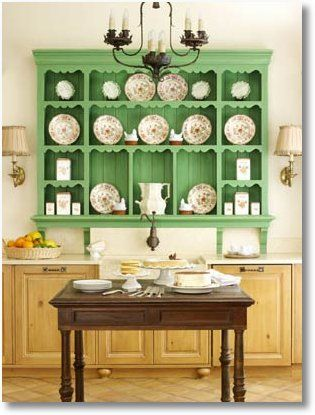 Great Use Of An Old China Cabinet Hutch Now I Can My