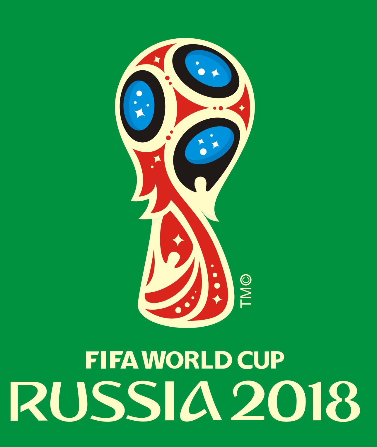 Logo Resmi Piala Dunia Fifa  Rusia Free Vector Cdr