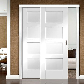 The Largest And Most Versatile Interior Sliding Door System With White Doors  Including Sliding Doors With Glass And Flush Sliding Doors Or Sliding Doors  ...