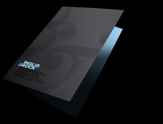 Creative Presentation Folder Designs Print Materials Layout - resume presentation folder
