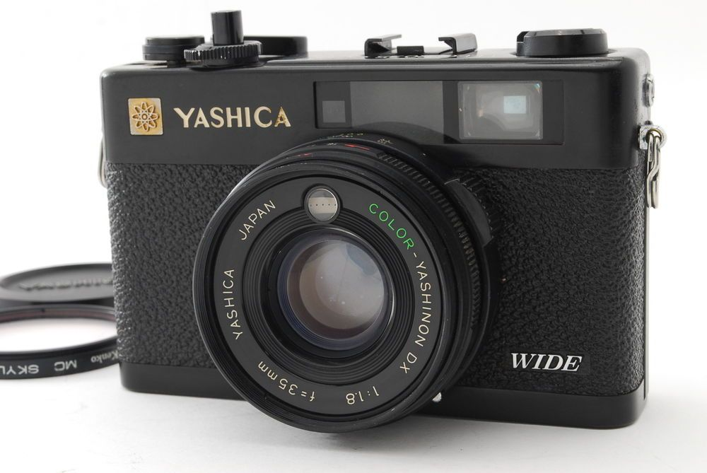 EXC+++++】Yashica Electro 35 CCN WIDE Rangefinder Camera From ...