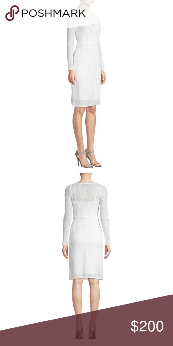 Nwt Nanette Lepore White Dress Nwt Nanette Lepore Dress Dresses Nanette Lepore