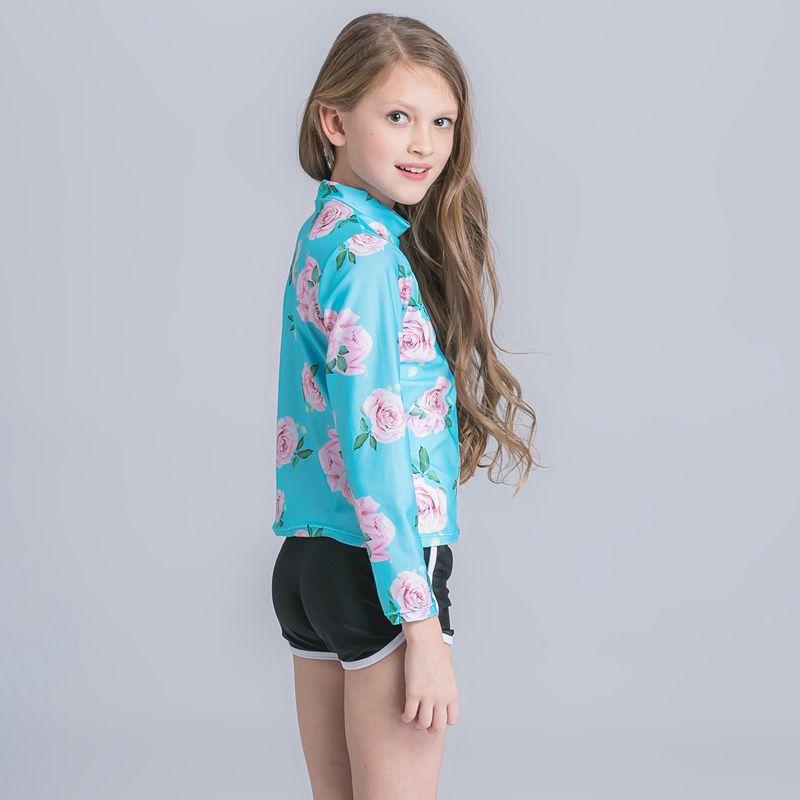 bd3a60869a MuZhiDou New Cute Child Bikini High Waisted Summer Bathing Suit for Girls  Push Up Biquini Children s