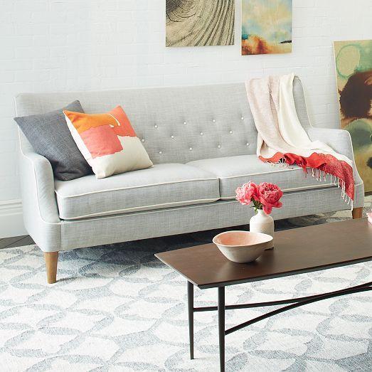 Livingston Sofa West Elm 71 5 W X 39 D