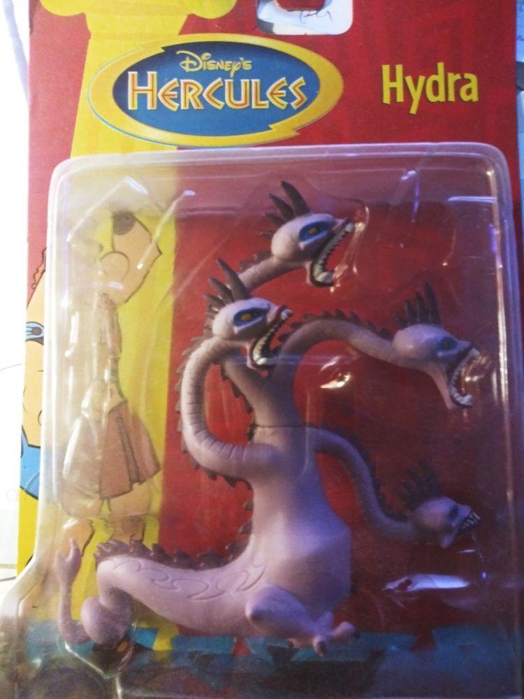 Disney Hercules Hydra Figure NEW factory sealed Mattel NIP