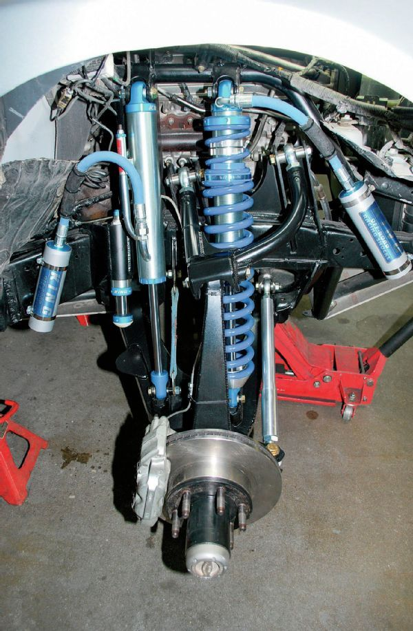 Solo Motorsports Front Long Travel Suspension Photo