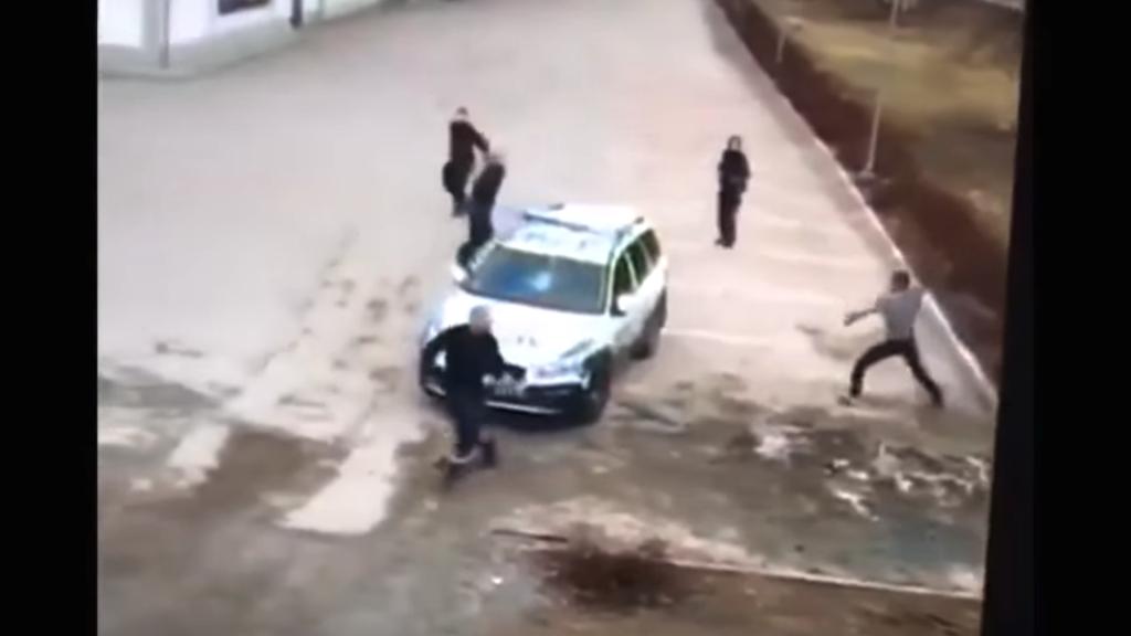 Polizistin Gefickt Geschichte