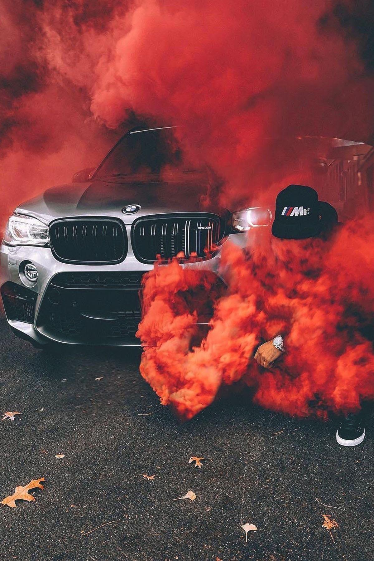 The mist announces the beginning of spooky season. 🎃 #cars ...