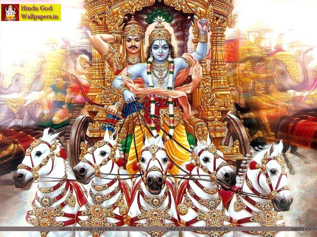 Free Best Mahabharata Krishna Wallpaper Free Download Hd -9211