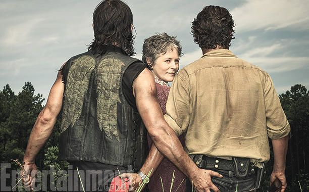 Melissa McBride (a.k.a. Carol) Was Speechless After Reading 'The Walking Dead's' Season 6 Finale - moviepilot.com