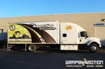 Big Rig Wraps By Wraps N Motion