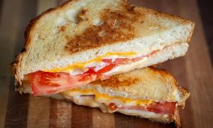 Groupon - $ 12 for $20 Worth of Grilled Cheese, Appetizers, and Salads at Paddy Jack's in Southwyck. Groupon deal price: $12