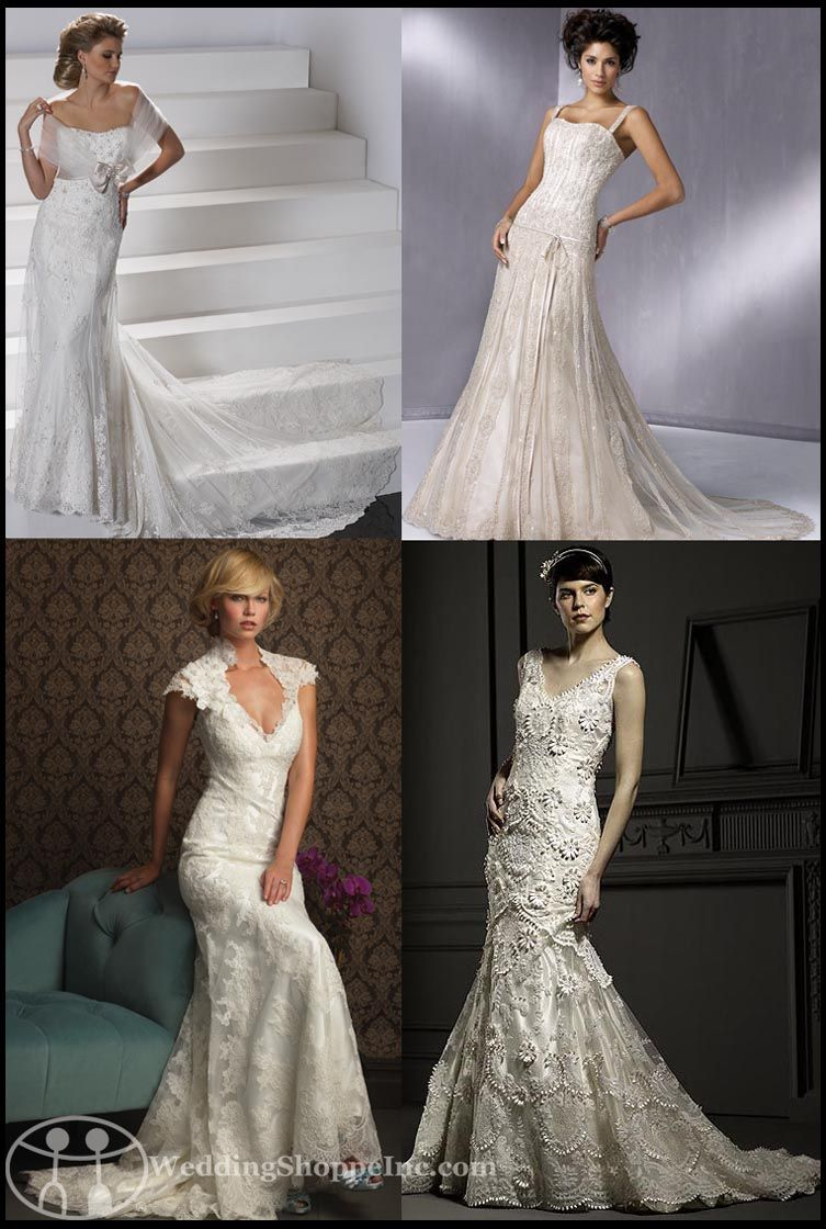 Forever classic wedding trends vintagestyle wedding dresses