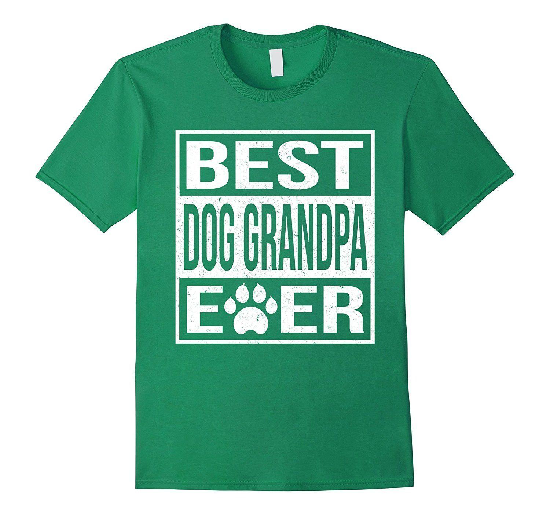Best Dog grandpa Ever Shirt