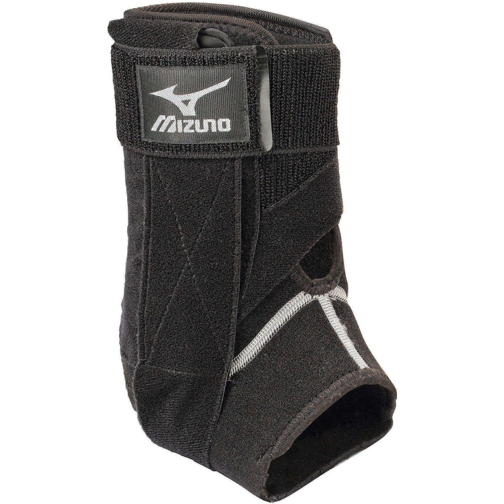 Mizuno Dxs2 Right Ankle Brace Unisex Size Extra Small In Color Black 9090 Volleyball Ankle Braces Ankle Braces Volleyball Accessories