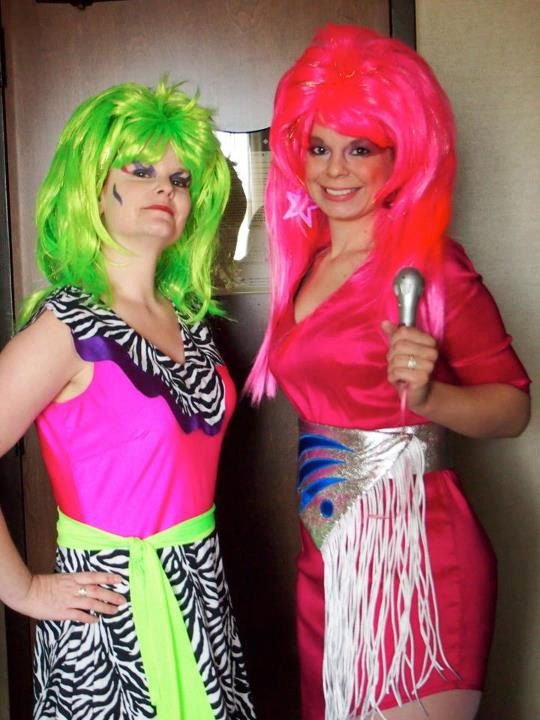 jem and the holograms halloween costume pizzazz the misfits