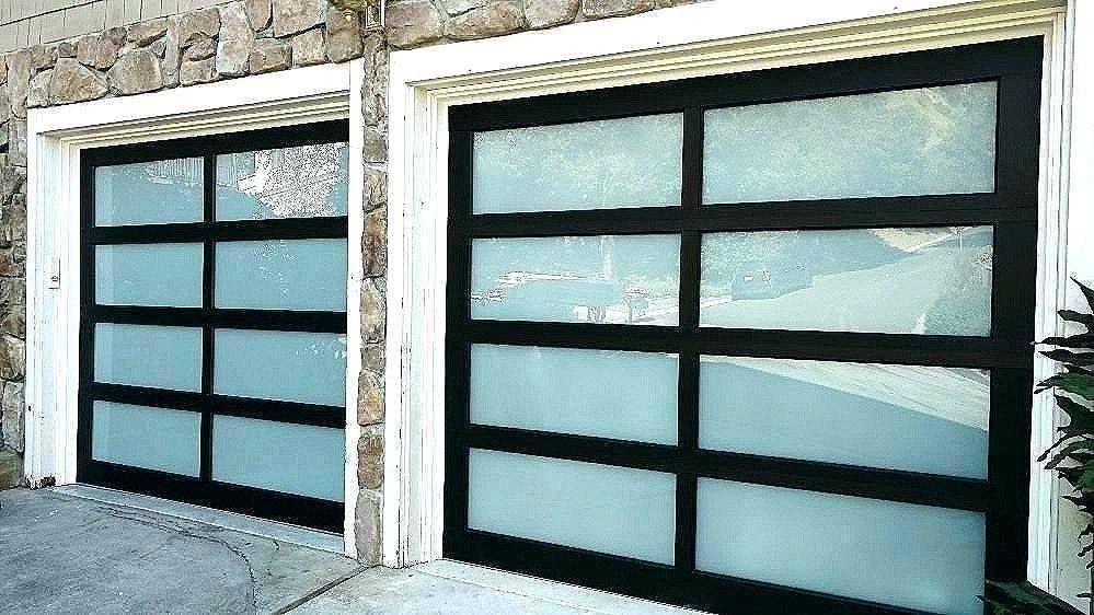 Glass Garage Doors Prices Fakesartorialist Com Garage Doors