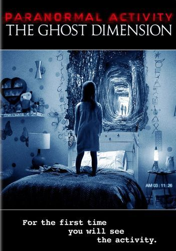 Paranormal Activity: The Ghost Dimension [DVD] [2015] in
